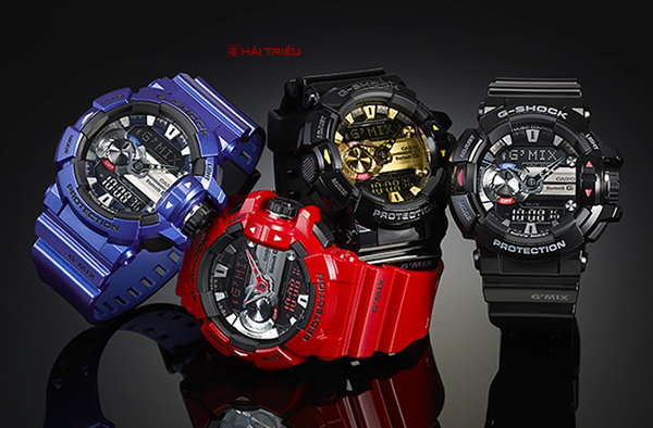 dong ho nam gia re casio g-shock