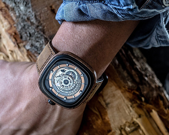 dong ho nam mat vuong day da sevenfriday 1