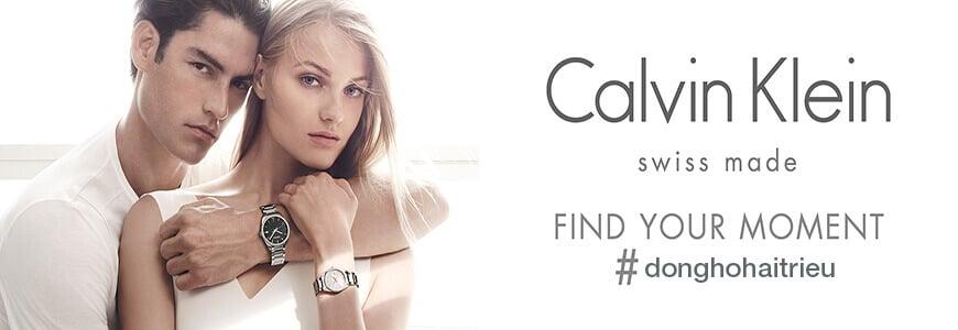 Calvin Klein (CK) Banner