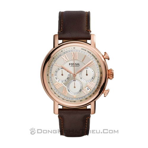 Đồng Hồ Fossil FS5103: Như Champagne Trong Ly Hoa Hồng sp1 FS5103