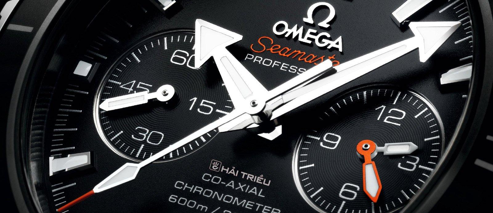 The nao la dong ho Chronometer va chung nhan COSC