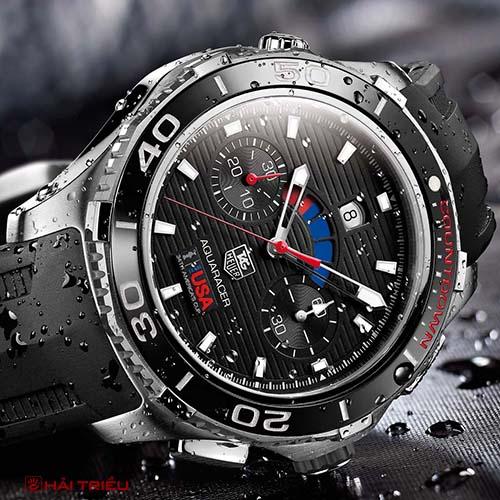 Tag Heuer Aquaracer 500M Calibre 72 Chronograph