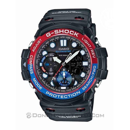 G-Shock Gulfmaster: Siêu Phẩm Thách Thức Cả Bão Biển SP2 GN-1000-1ADR