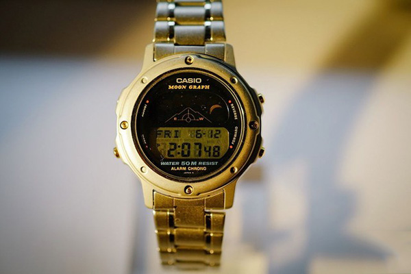 Series dong ho casio GMW-15