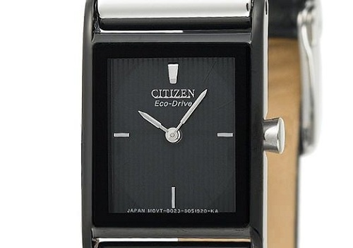 dong ho nu Citizen Eco-Drive Stainless Steel EW9215-01E g