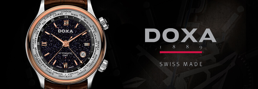 Doxa Watches Banner