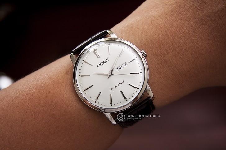 Đồng hồ nam Orient FUG1R003W6 giá rẻ, thay pin miễn phí - Ảnh 5