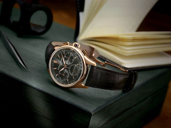 Giới Thiệu Đồng Hồ Frederique Constant Flyback Chronograph Manufacture 1