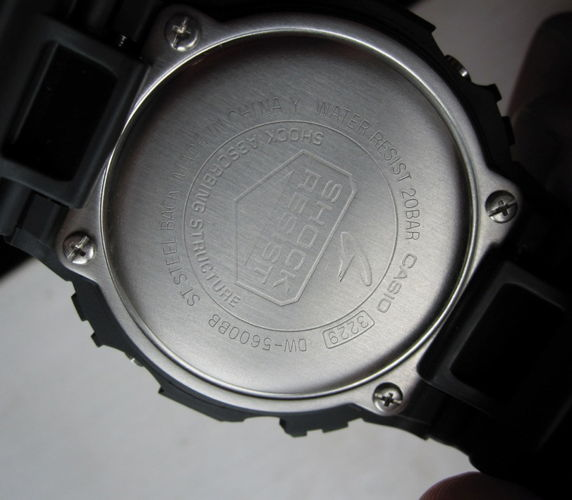 Vì Sao Đồng Hồ Casio Made in China Hoặc Cased in China 1