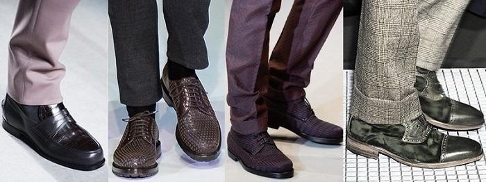 vật liệu giày da công sở nam 3