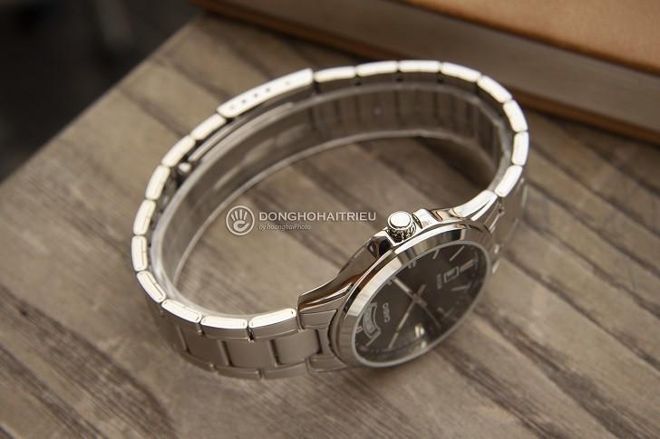 Đồng hồ Casio MTP-1381D-1AVDF giá rẻ, miễn phí thay pin - Ảnh: 2
