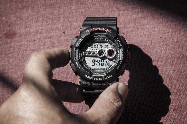 Casio G-Shock GD-100-1ADR Nhiều Tính Năng Cho Phân Khúc 2 Triệu Đồng 3