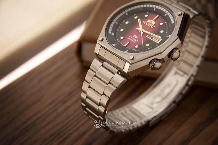 Review đồng hồ Orient RA-AA0B02R19B (SK mặt lửa) thế hệ 2019 - Ảnh: 8