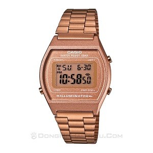 30 mẫu đồng hồ bán siêu chạy cho ngày Tết 2020 rộn ràng - Ảnh: Casio B640WC-5ADF