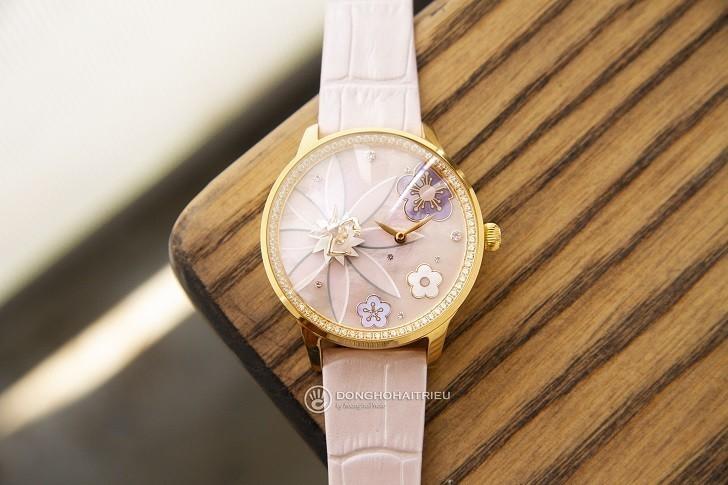 Đồng hồ Fouetté Or-Fairy I, phiên bản giới hạn 99 chiếc toàn cầu - Ảnh: 9