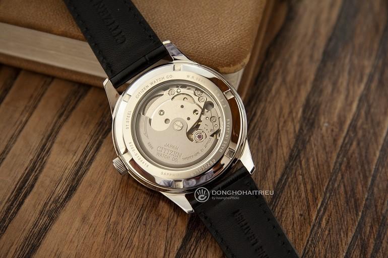 Nơi sản xuất đồng hồ đeo tay của các thương hiệu nổi tiếng - Ảnh: Citizen NY4050-03L