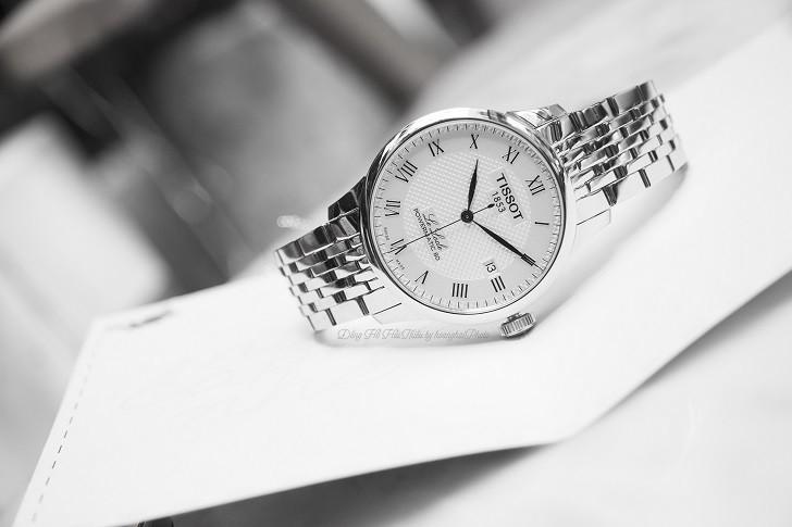 Đồng hồ Tissot T006.407.11.033.00 trữ cót lên đến 80 giờ - Ảnh: 1