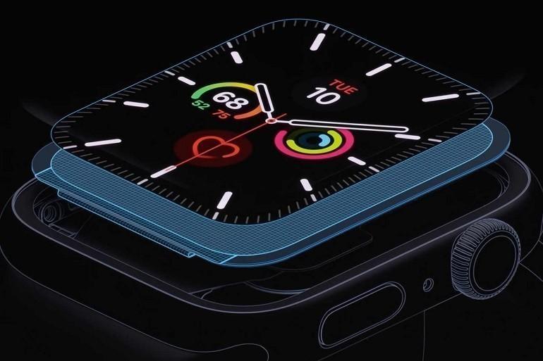 Đồng hồ Apple Watch Series 5 có mấy màu, màu nào hot nhất? - Ảnh: 12