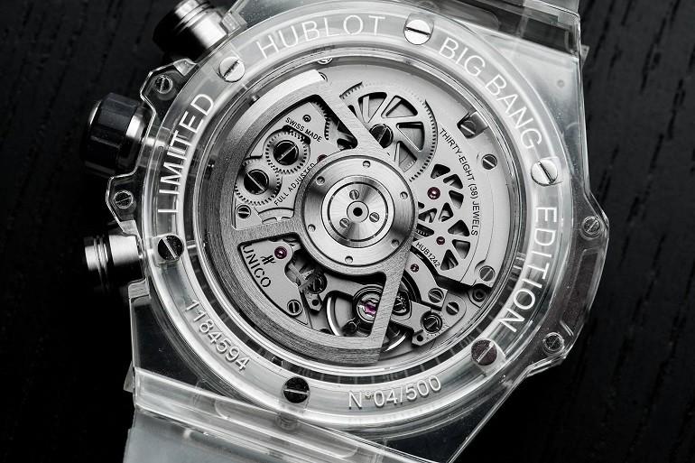Hú hồn đồng hồ Hublot giá rẻ 300k xài được dăm ba bữa - Ảnh: 9