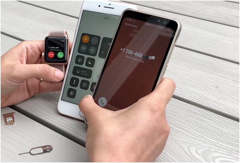 Đồng hồ Apple Watch series 3 giá bao nhiêu? Có mấy màu? - Ảnh: 7